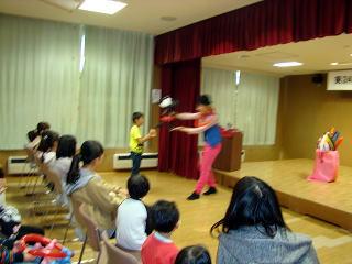 文化祭ステージ発表ピエロのスイッチ写真2