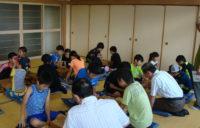 夏の子ども将棋教室写真3