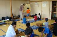 夏の子ども将棋教室写真2