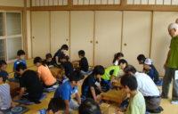 夏の子ども将棋教室写真1