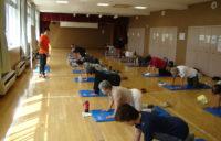 体幹トレーニングサークル体験講習写真2