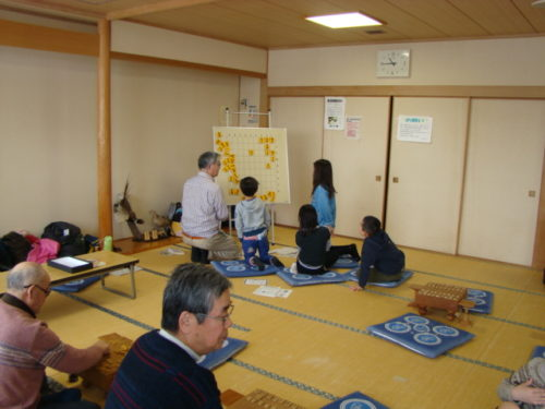 子ども将棋教室写真2