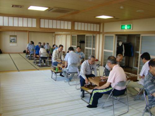 写真:囲碁大会風景2