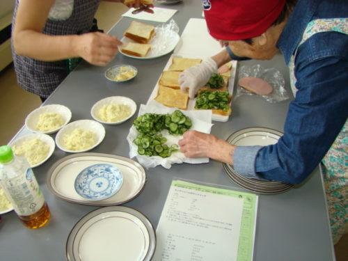 写真:野菜講座風景3