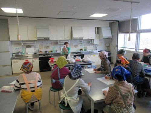 写真:味噌作り講座