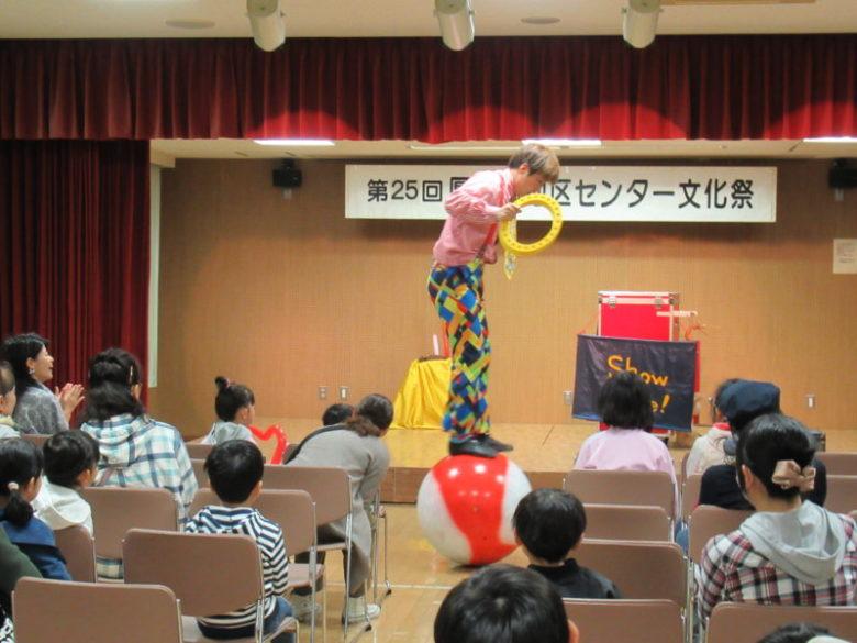 写真:文化祭お楽しみステージ