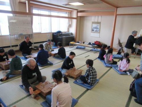 写真:子ども将棋教室風景2